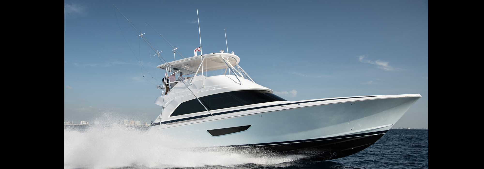 Bertram 61 Sport Fishing Yacht